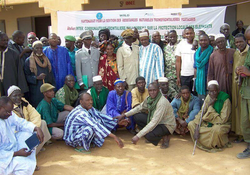 Transboundary Workshop Participants
